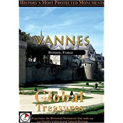 Global Treasures  VANNES Bretagne, France