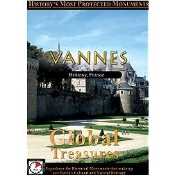 Global Treasures  VANNES Bretagne, France
