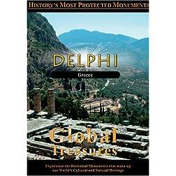 Global Treasures  Delphi Greece