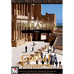 Global Treasures  Sabratha Libya