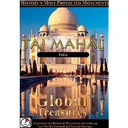 Global Treasures  Taj Mahal India