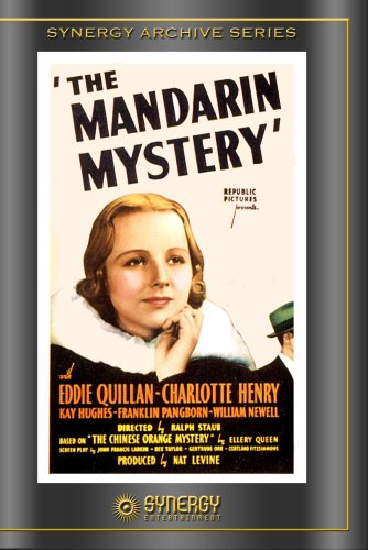 The Mandarin Mystery (1936)