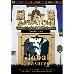 Global Treasures  ALBAICIN Granada Andalucia, Spain