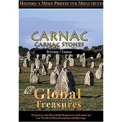 Global Treasures  CARNAC Bretangne, France