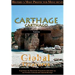 Global Treasures  CARTHAGE Carthago Tunisia