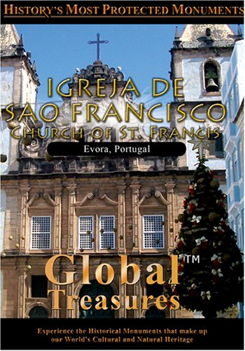Global Treasures  CHURCH OF SAN FRANCISCO Porto, Portugal