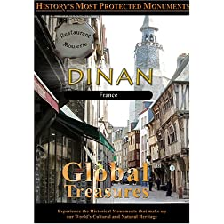 Global Treasures  DINAN Bretagne, France