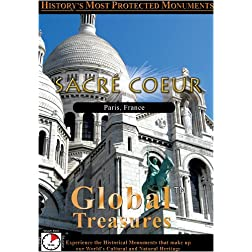 Global Treasures  SACRE COEUR Paris, France