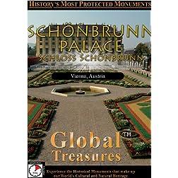 Global Treasures  SCHOeNBRUNN PALACE Schloss Schonbrunn Vienna Austria