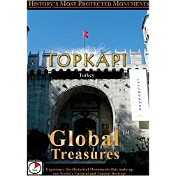 Global Treasures  Topkapi Istanbul, Turkey