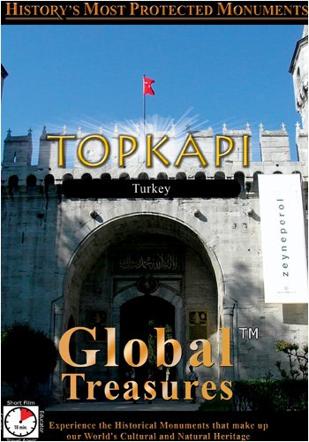 Global Treasures  Topkapi Istanbul, Turkey