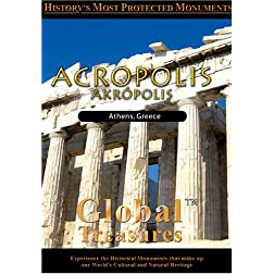 Global Treasures  ACROPOLIS Akropolis Athens, Greece