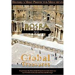 Global Treasures  BOSRA Syria