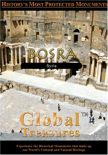 Global Treasures  BOSRA Syria