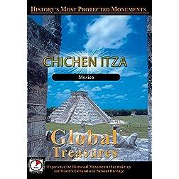 Global Treasures  CHICHEN ITZA & TULUM, Mexico