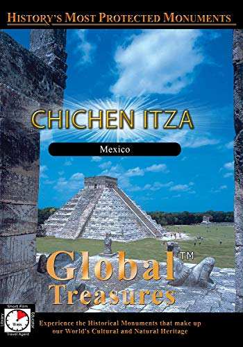 Global Treasures  CHICHEN ITZA & TULUM, Mexico