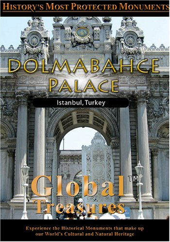 Global Treasures  Dolmabahce Istanbul, Turkey