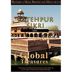 Global Treasures  FATEHPUR SIKRI India
