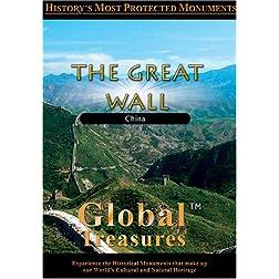 Global Treasures  Great Wall of China