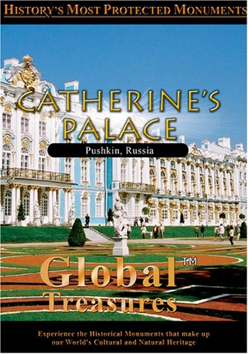 Global Treasures  KATHARINA's PALACE St. Petersburg, Russia