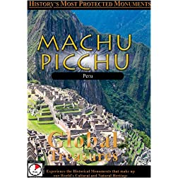 Global Treasures  MACHU PICCHU Machu Piqchu Peru
