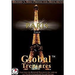 Global Treasures  PARIS Vieux Ville, France