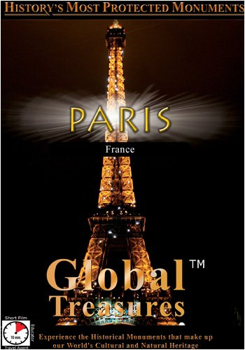 Global Treasures  PARIS Vieux Ville, France