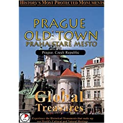 Global Treasures  PRAHA -STARE MESTO Czech Republic