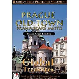 Global Treasures  PRAHA -STARE MESTO Czech Republic