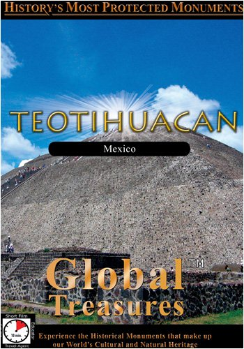 Global Treasures  TEOTIHUACAN Mexico
