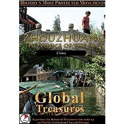 Global Treasures  ZHOU ZHUANG China