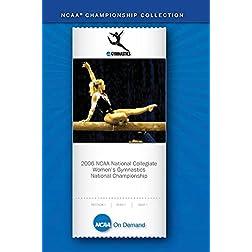 2006 NCAA National Collegiate Women's Gymnastics National Championship