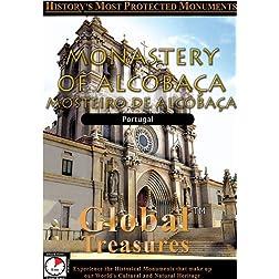 Global Treasures  MONASTERY OF ALCOBACA Portugal