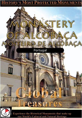 Global Treasures  MONASTERY OF ALCOBACA Portugal