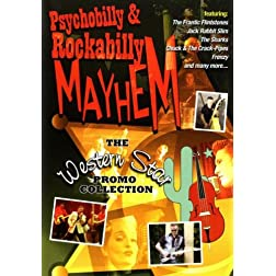 Psychobilly and Rockabilly Mayhem