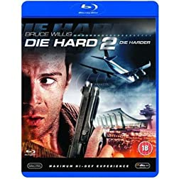 Die Hard 2 Die Harder [Blu-ray]
