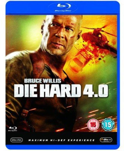 Die Hard 4 0 [Blu-ray]
