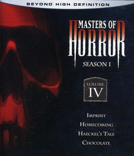 Masters of Horror: Season 1, Vol. 4 [Blu-ray]
