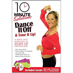 10 Minute Solution: Dance and Tone Kit
