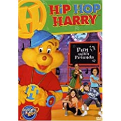 Hip Hop Harry - Fun with Friends