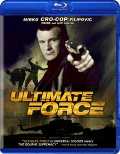 Ultimate Force [Blu-ray]
