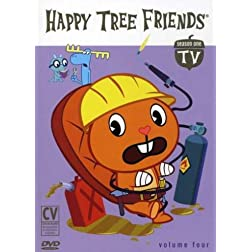 Happy Tree Friends - Season 1, Vol. 4
