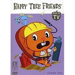 Happy Tree Friends - Season 1, Vol. 4