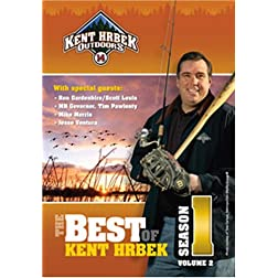 Kent Hrbek Outdoors, Season 1, Vol 2