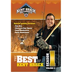 Kent Hrbek Outdoors, Season 1, Vol 3