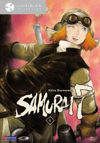 Samurai 7 : Broken Alliance v.6 - Viridian Collection