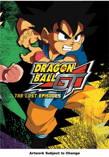 Dragon Ball GT: Lost Episodes Box Set