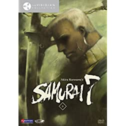 Samurai 7: Empire in Flux v.5 - Viridian Collection