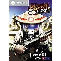 Desert Punk: Desert Dung v.4 - Viridian Collection