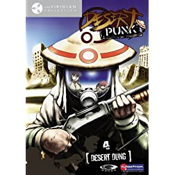 Desert Punk: Desert Dung v.4 - Viridian Collection